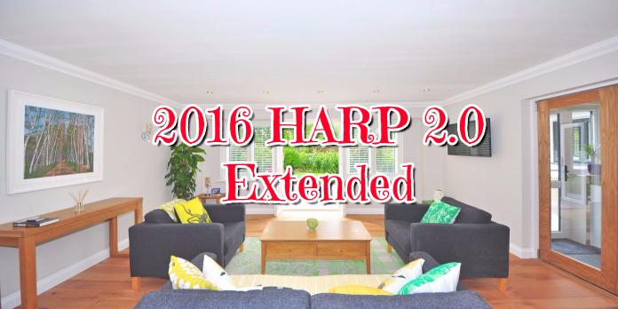 2016 HARP 2.0 Extended
