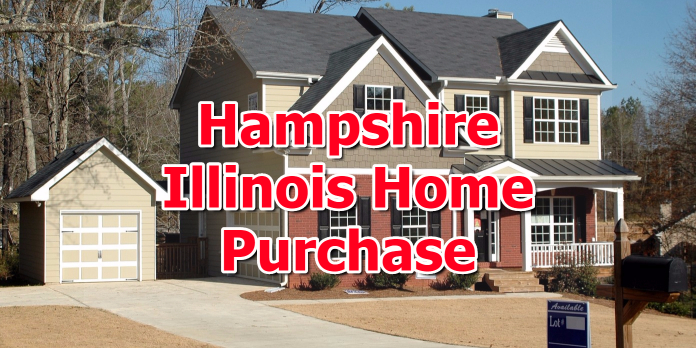 Hampshire Illinois Home Purchase