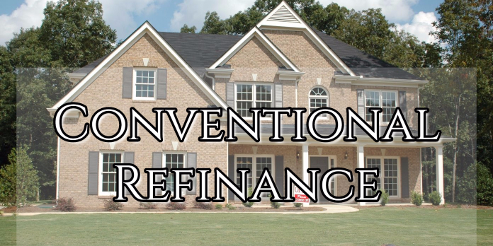 conventional refinance