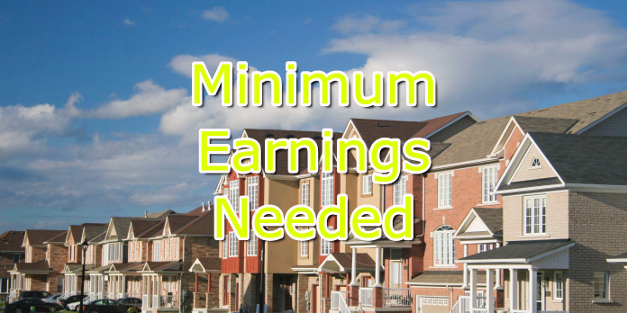 Minimum Earnings Needed