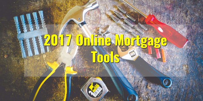 2017 Online Mortgage Tools