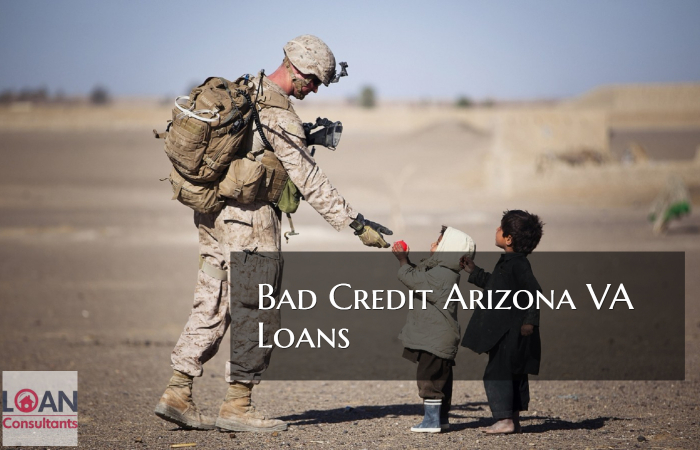 Bad Credit Arizona VA Loans For Veterans