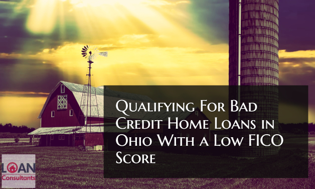 Bad Credit Home Loans in Ohio